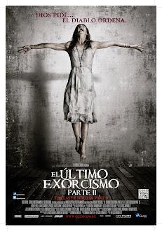 El ultimo exorcismo parte II