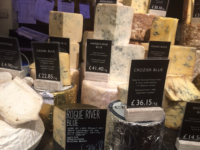 My selection of the best blue cheese alternatives to Stilton at Christmas