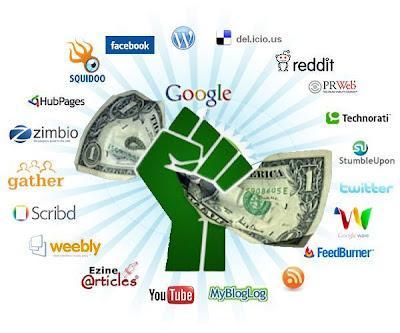 Mạng xã hội kiếm tiền