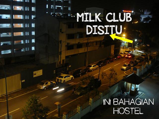 Club di Bangsar, Milk Club Bangsar