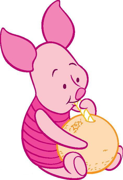Piglet, Winnie The Poo...