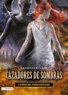Ciudad del fuego celestial de Cassandra Clare