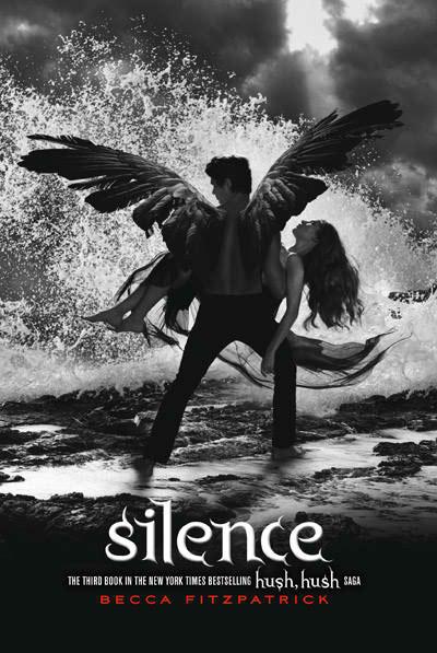 hush hush patch. Silence (Hush, Hush #3)