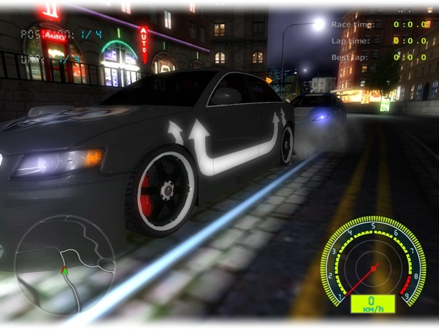 Street Racing Stars game PC