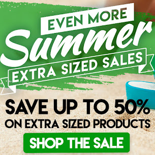 Summer Extra Sized Sales