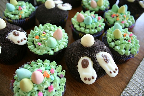 Inspire Bohemia: Easter Desserts and Candy
