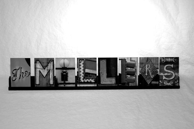 Language Art Custom Wall Art