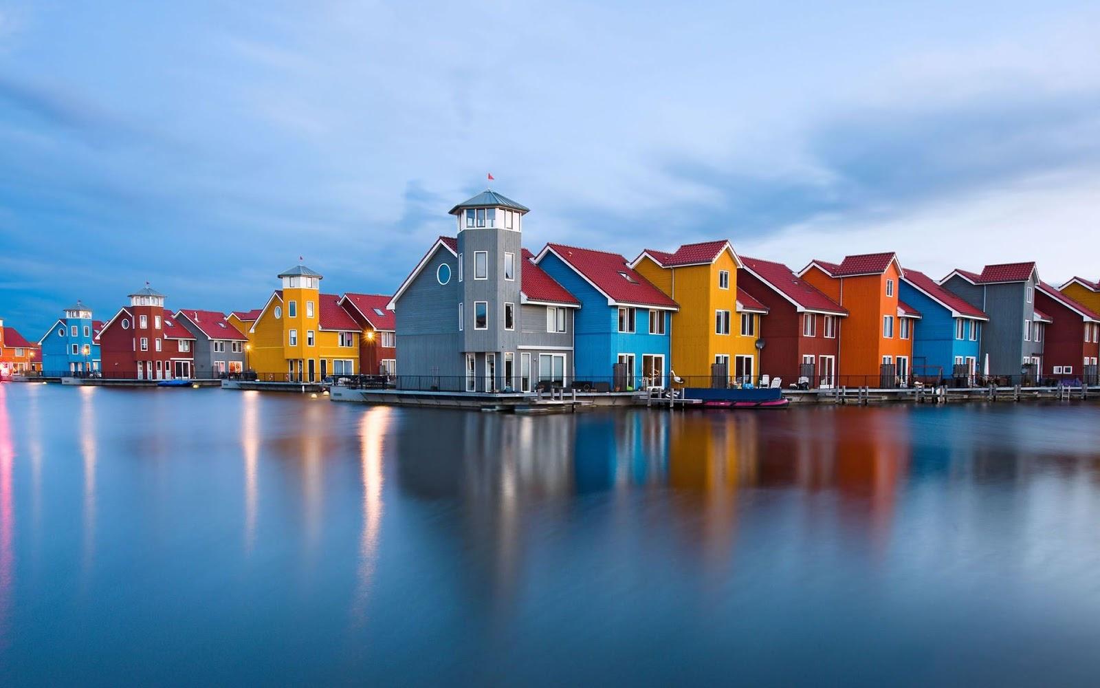 Muitas cores 24 casas pelo mundo blog jba im veis for House pic hd
