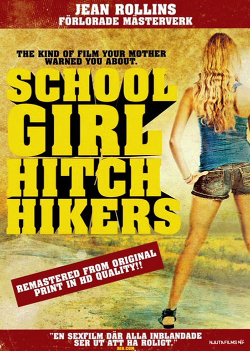 Schoolgirl Hitchhikers 1973 Jeunes filles impudiques