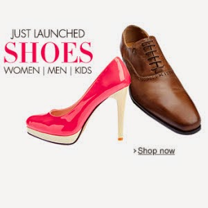 Buy Footwears upto 60% + 37% off from Rs. 188 from Amazon