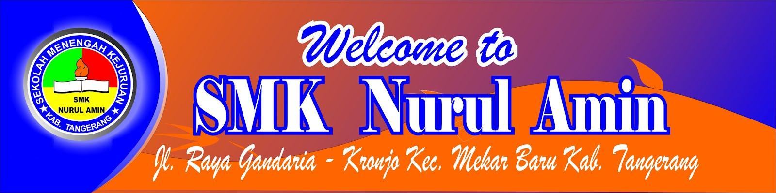 SMK Nurul Amin Kab. Tangerang