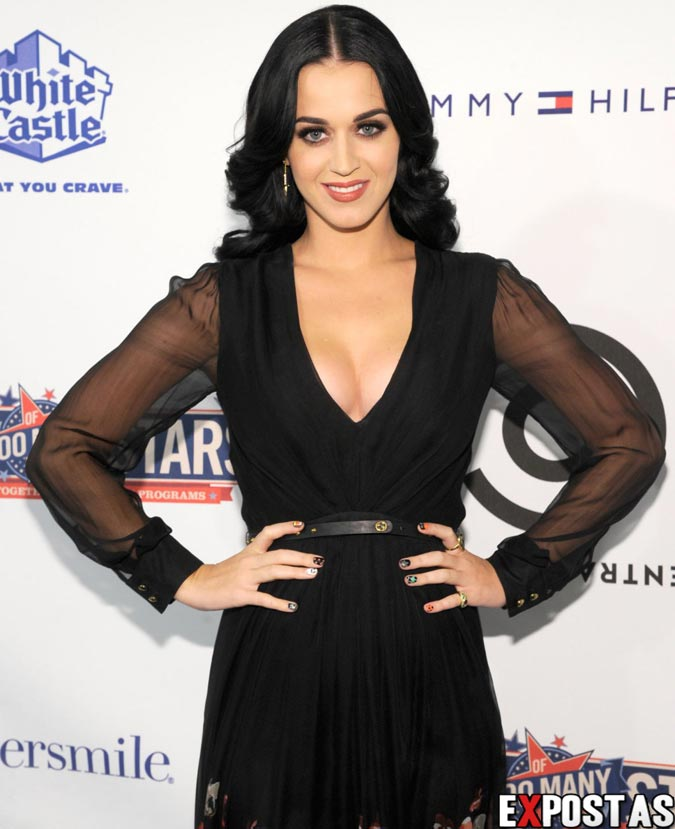 Katy Perry: Comedy Central Night Of Too Many Stars Autism event - New York - 13 de Outubro de 2012