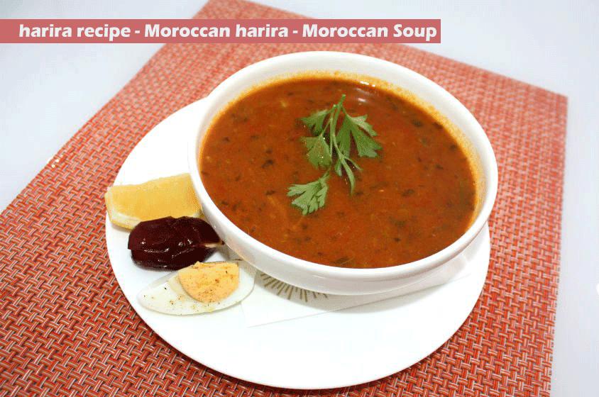 how to make moroccan harira