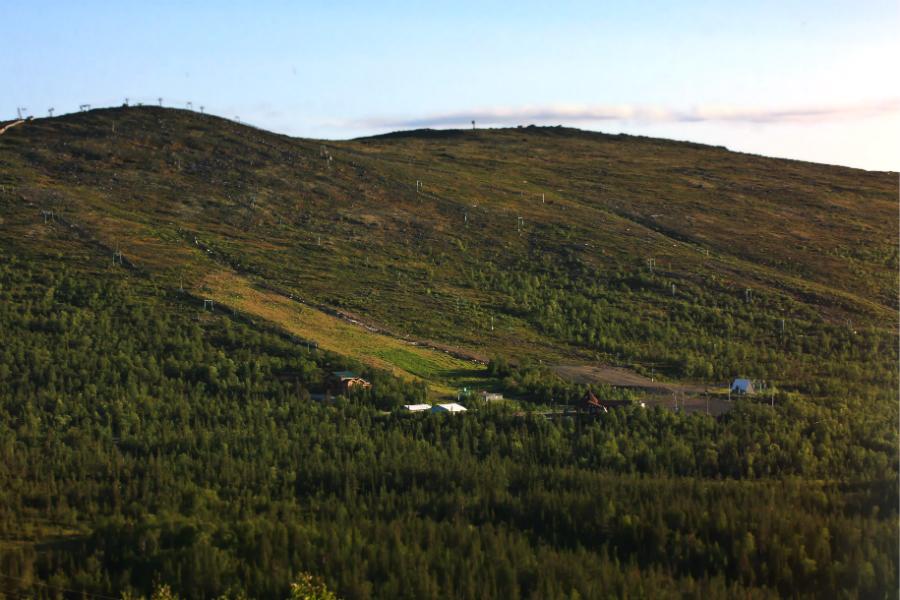 Заполярье, Мончегорск, северная природа, рыбалка, блог, лесотундра