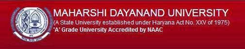 MDU Rohtak Results 2014