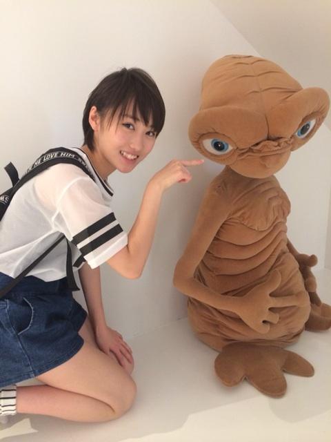 ETと交信したい工藤遥