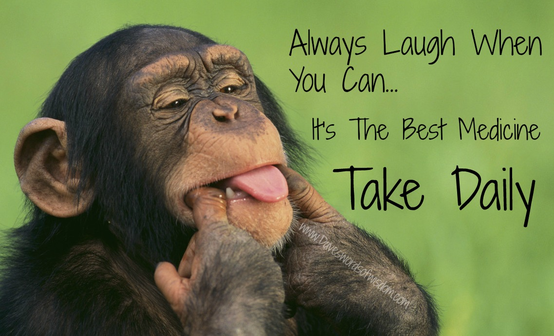 laughter best medicine The best laugh is one that brings tears to our eyes, says miller, author of heal your heart: the positive emotions prescription to prevent and reverse heart disease, scheduled for publication by.