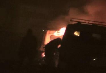 Burkina Faso Diserang