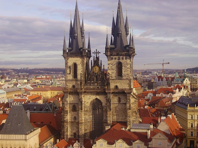 prague the fifth most amazing city on the planet
