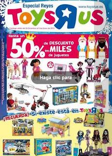 catalogo toysrus reyes 26-12-12