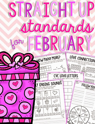 http://www.teacherspayteachers.com/Product/Straight-Up-Standards-for-February-Printables-1057931