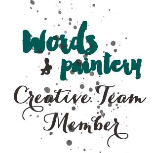 Words and Paintery designteam member
