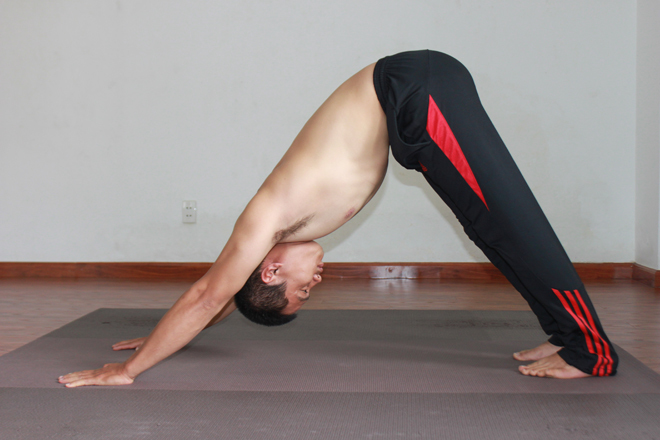 Chàng trai Gia Lai liệt nửa người khỏi bệnh nhờ yoga