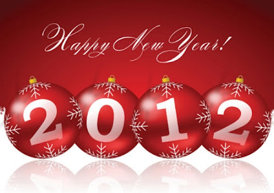 Happy New Year 2012: Greeting Cards, Wishes & Text Sms