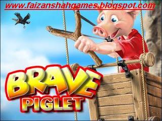 Brave piglet crack
