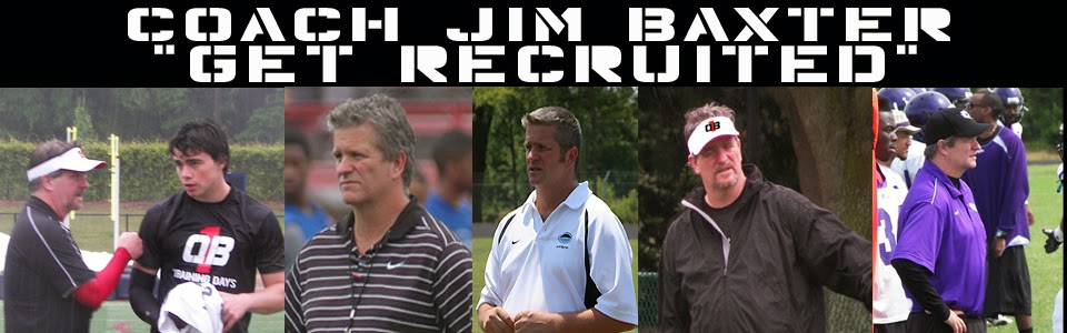 Coach Jim Baxter's Get Recruited