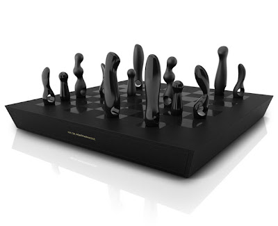 Creative and Unusual Chess Sets (15) 14