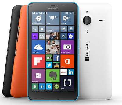 Microsoft Lumia 640 XL Dual-SIM