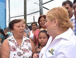 """""""Todo mi apoyo a las jefas de familia mediante clubes de tareas para niños y jóvenes"""": Lety López"""