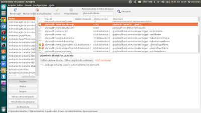 Instalação de Plymouth Themes no Ubuntu