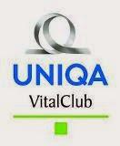 Együttműködésben: Uniqa VitalClub
