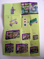 LEGO 30270 instructions manual