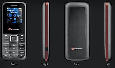 Micromax X114 Dual Sim & GPRS Non Camera Internet Phone.
