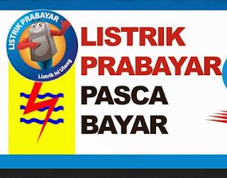 Pembayaran TagihanListrik Pascabayar dan Prabayar