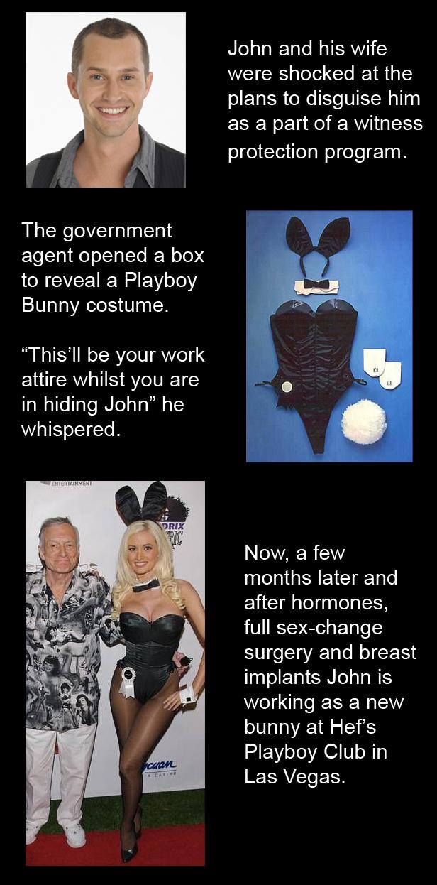 TG Bunny Girls: May 2011