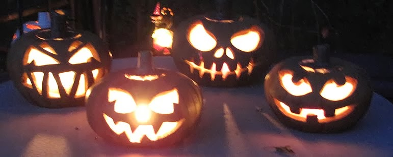 Halloween somisteita!