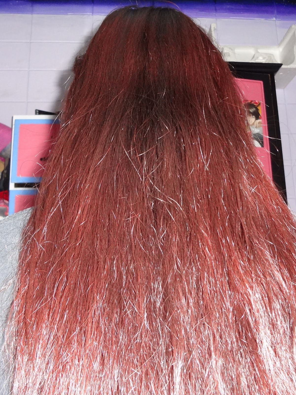Pink Unnie Shine Moist Henna Wax In Cyclamen