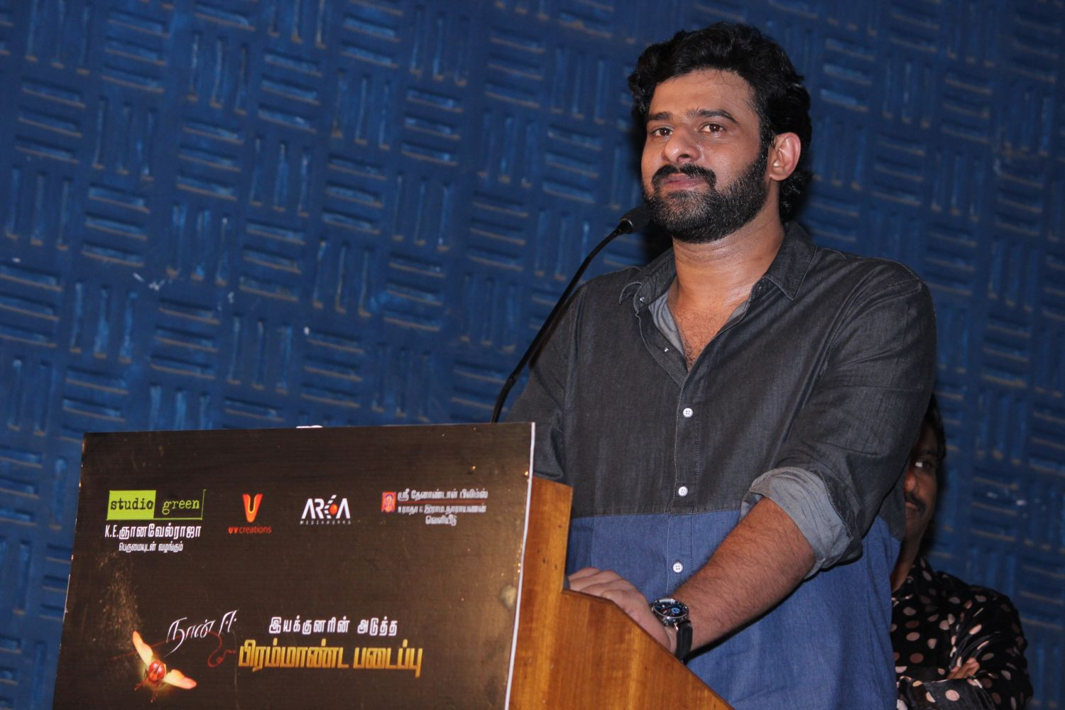 Baahubali Thanks Meet HD Stills | Prabhas | Ramya Krishna
