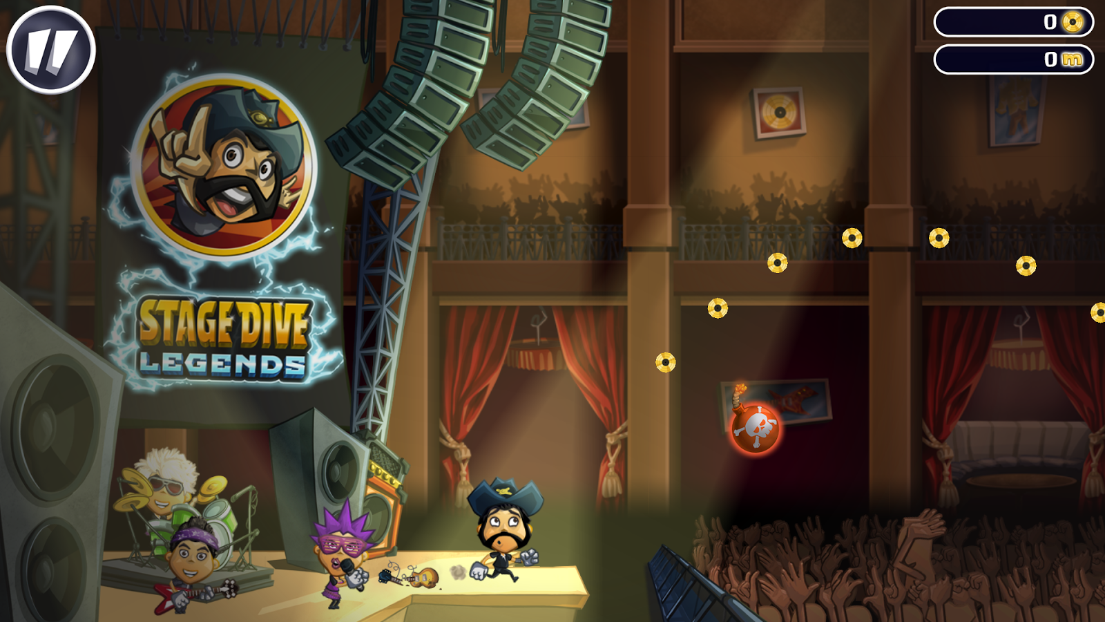 Stage Dive Legends Premium Apk Obb Android