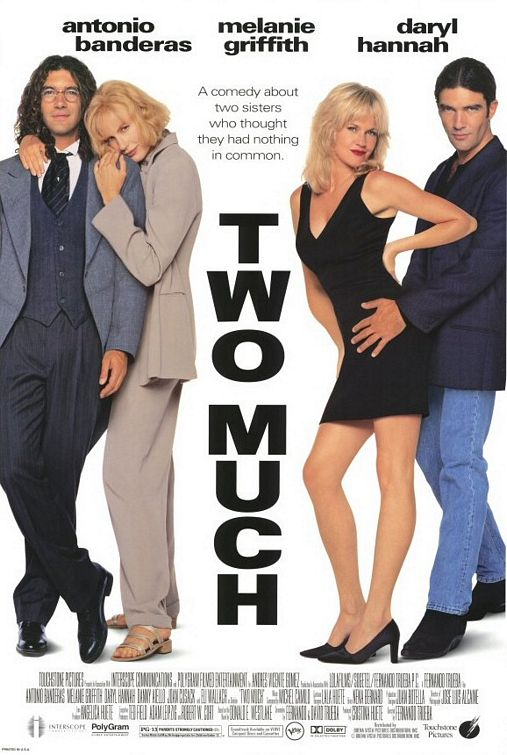 Two Much 1995 Dual Audio Hindi Eng DVDRip