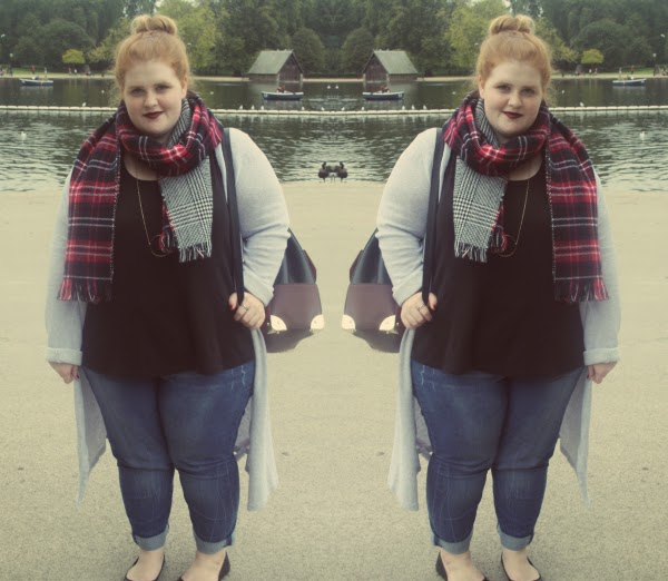 fashion and beauty blog, plus size fashion blog, plus size fashion, plus size autumn fashion, hyde park autumn, london, newlook,