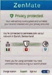 navigare anonimi su siti di streaming film