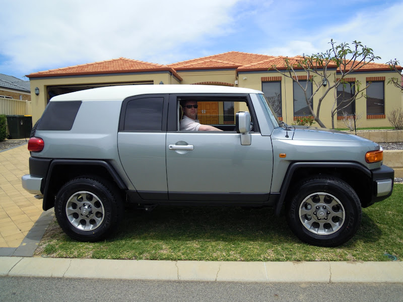 Fj cruiser interior accessories from pure fj cruiser for Toyota fj cruiser interior accessories