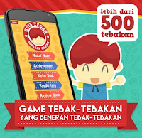 Tegar game Hp buatan Indonesia