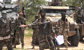 Boko%2BHaram%2B1 Boko Haram Has Turned Police College to their Training Camp