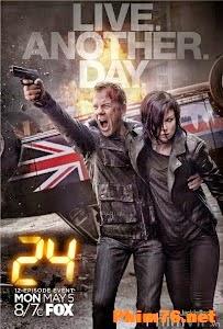 Hai Tư Sống Thêm Ngày Nữa 9 - 24: Live Another Day Season 9